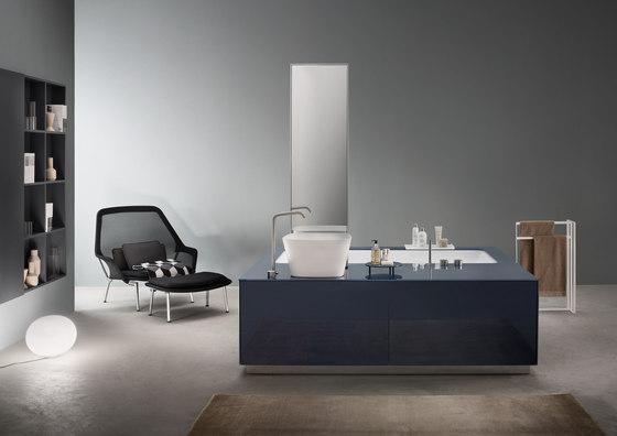 Bathtub - Washbasin System by MAKRO | Free-standing baths