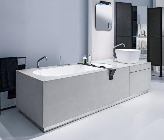 Makro Systems linear bath|wash basin by MAKRO | Free-standing baths