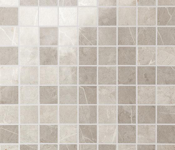 Evolutionmarble Mosaico Lux Tafu by Marazzi Group | Ceramic mosaics