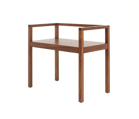 Brasilian Vanity Desk Chair von Stellar Works | Stühle