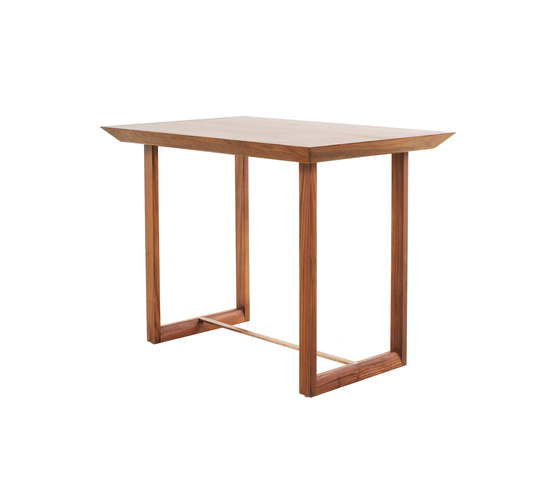 Brasilian Rectangular Table von Stellar Works | Esstische