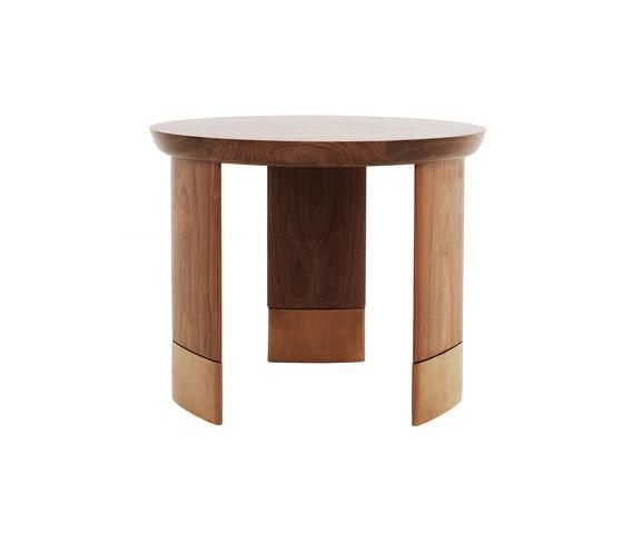 Brasilian Circular Table by Stellar Works | Side tables