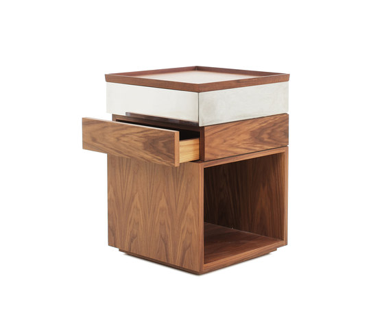 Brasilian Small Cabinet by Stellar Works | Night stands