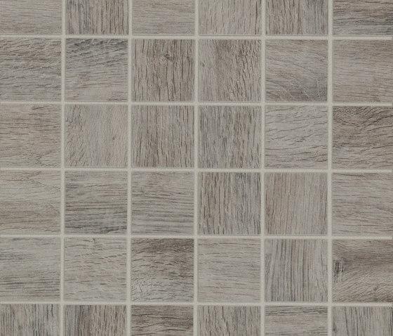 Treverkhome Frassino Mosaic di Marazzi Group | Mosaici ceramica