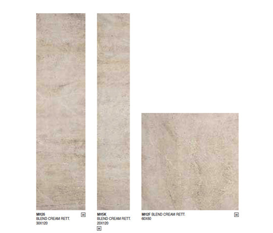 Blend Cream by Marazzi Group | Wall tiles