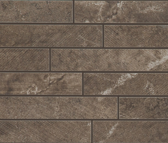 Blend Brown Mosaic di Marazzi Group | Mosaici ceramica