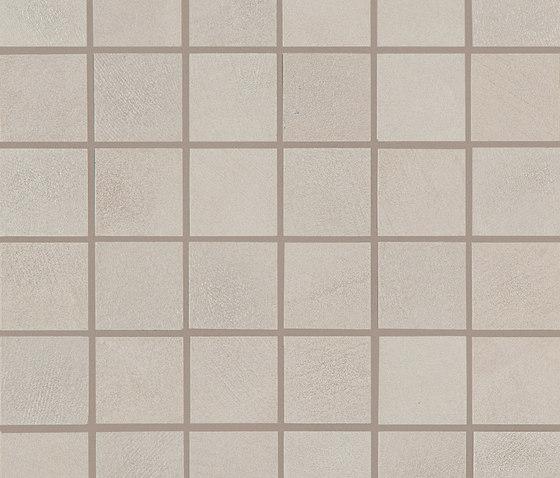 Block Naturale Mosaico Greige by Marazzi Group | Mosaics