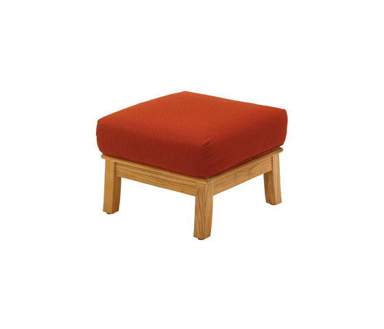 Halifax Deep Seating Ottoman de Gloster Furniture GmbH | Poufs