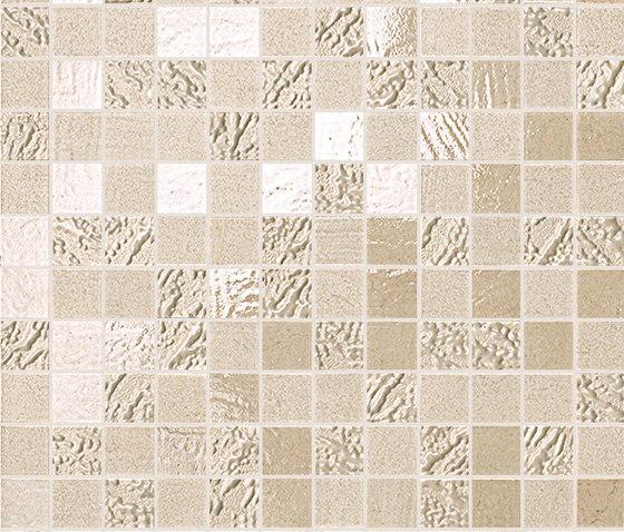 Desert Beige Mosaico by Fap Ceramiche | Ceramic mosaics