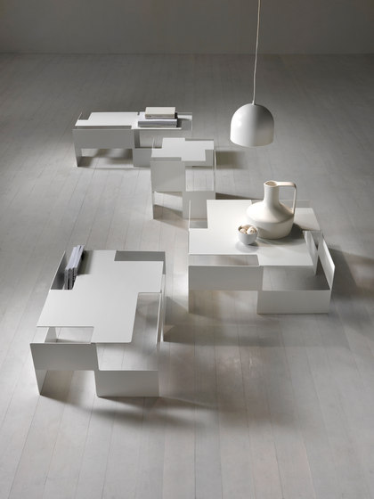 Domino low table by My home collection | Coffee tables