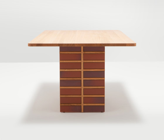 Brick Table by H Furniture | Dining tables