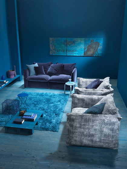 Knit sofa by My home collection | Sofas