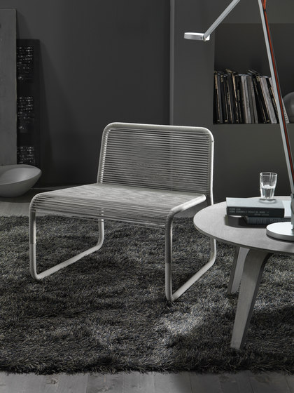 Narrot lounge chair de My home collection | Sillones