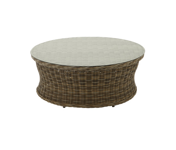 Havana Round Coversation Table by Gloster Furniture GmbH | Coffee tables