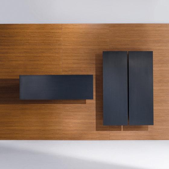 Decor | Wall Covering with doors de Laurameroni | Rangements muraux
