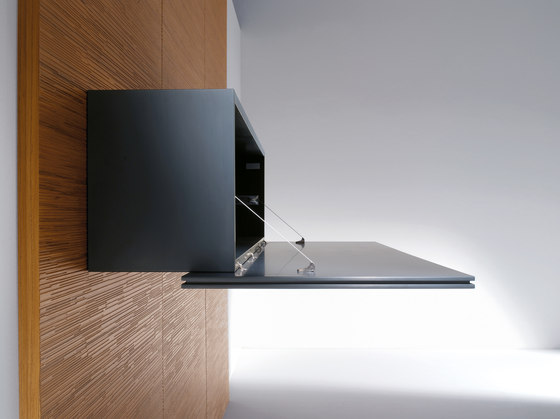 Decor | Wall Covering with doors de Laurameroni | Combinaisons de rangement