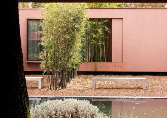 Blake by De Castelli | Garden benches