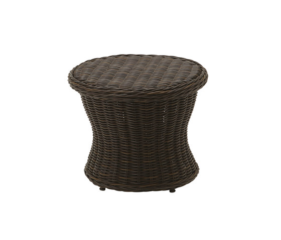 Havana Round Side Table by Gloster Furniture GmbH | Side tables