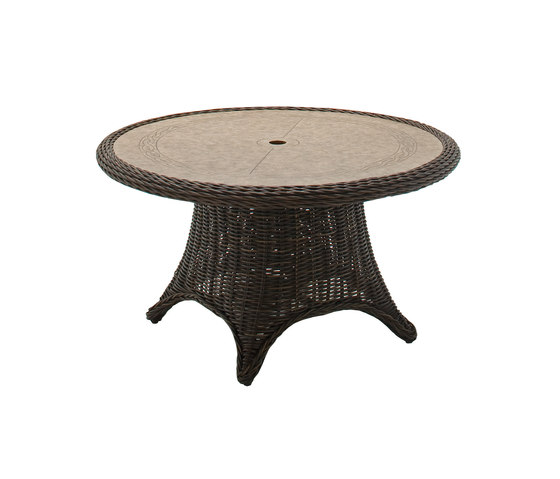Havana Round Table by Gloster Furniture GmbH | Dining tables