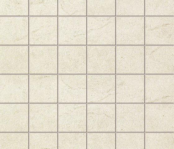 Desert White Macrosaico von Fap Ceramiche | Keramik Fliesen