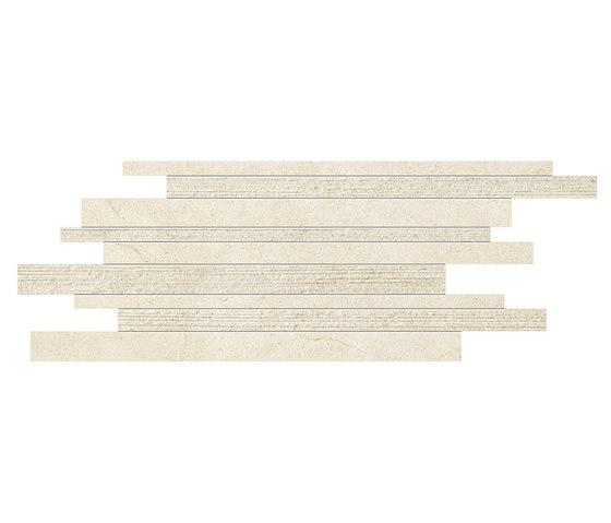 Desert Floor White Inserto di Fap Ceramiche | Mosaici