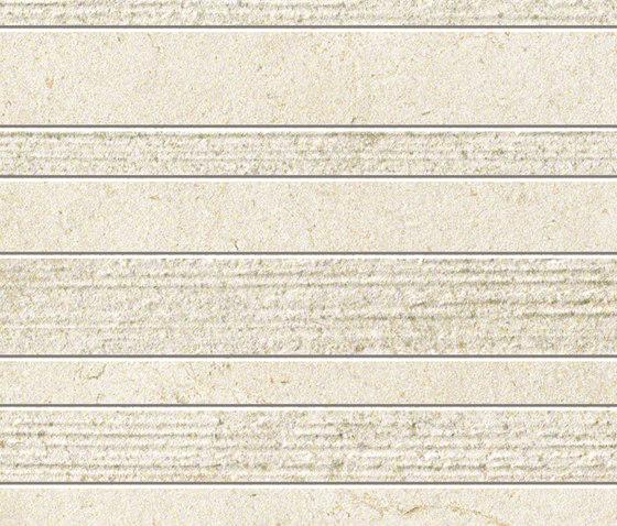 Desert Floor White Inserto di Fap Ceramiche | Ceramic mosaics
