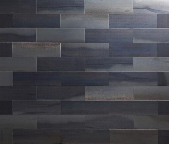 Floor by De Castelli   Metal tiles