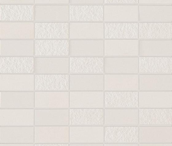 Sistem E Expression Bianco  Mosaico de Marazzi Group | Mosaicos