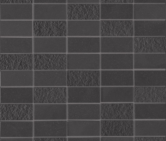 Sistem E Expression Grafite Mosaico by Marazzi Group | Ceramic mosaics