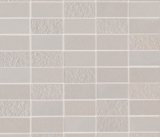 Sistem E Expression Grigio Chiaro Mosaico by Marazzi Group | Mosaics