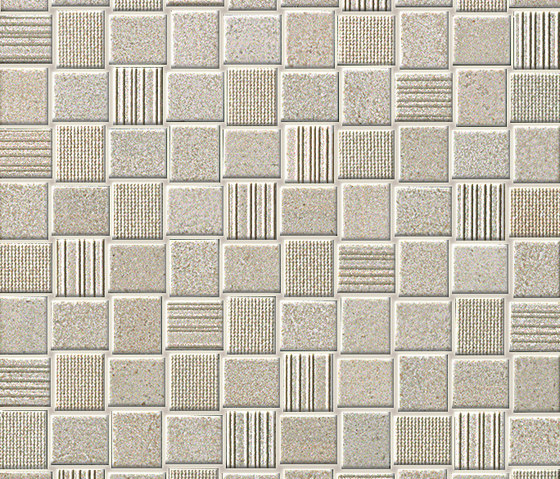 Desert Check Warm Mosaico by Fap Ceramiche | Mosaics