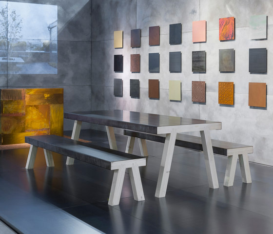 Mastro by De Castelli | Dining tables