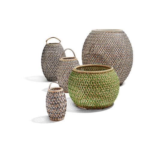 Dala Cache-pot de DEDON | Bacs à fleurs / Jardinières