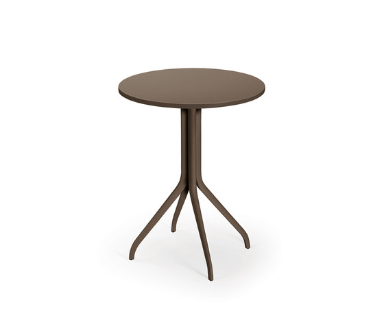 Injoy Bistro table by DEDON | Cafeteria tables