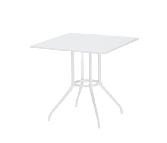 Injoy Dining table by DEDON | Cafeteria tables