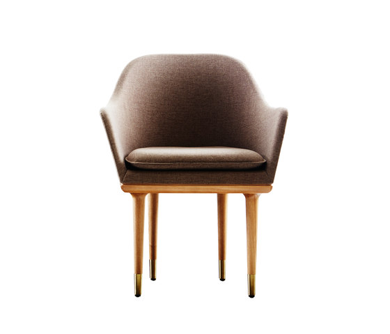 Lunar Dining Chair Large by Stellar Works | Restaurant chairs