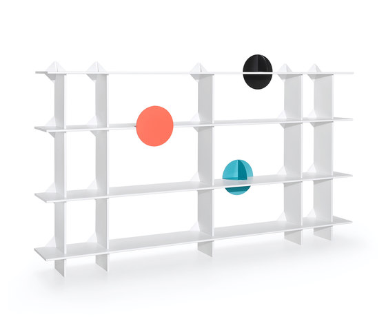 WOGG TARO Shelf Lange by WOGG | Space dividers