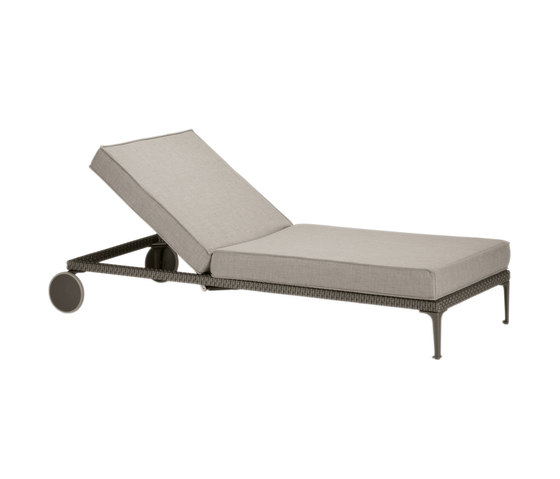 Rayn Beach chair by DEDON | Sun loungers