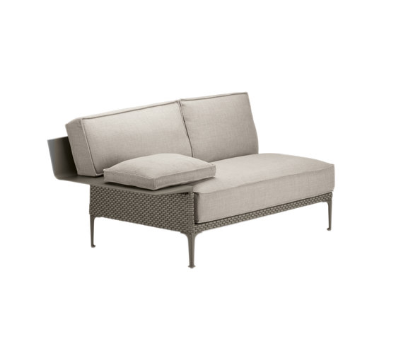 Rayn Right module by DEDON | Garden sofas
