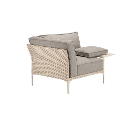 Rayn Sessel von DEDON | Gartensessel