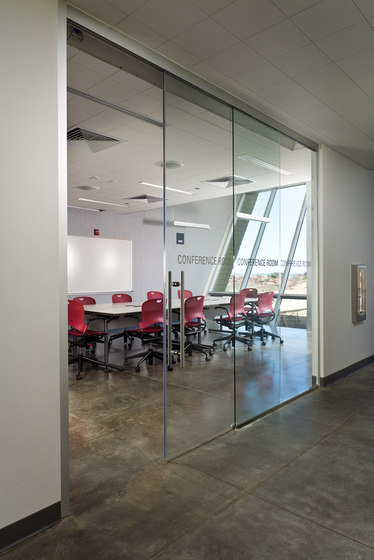 Rollglass by Klein Europe | Office Pods