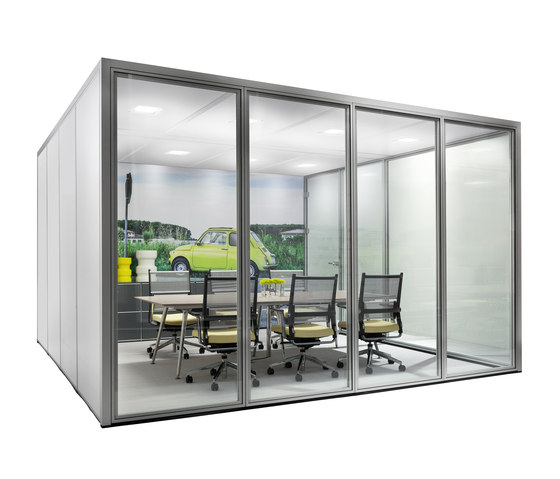 Bosse Human Space Cube by Bosse Design | Office systems
