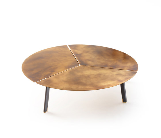 Placas by De Castelli | Lounge tables