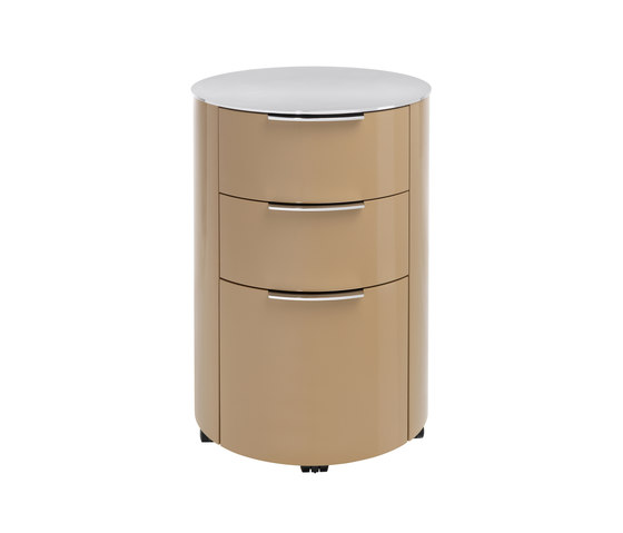 CONGA Circular chest of drawers by Schönbuch   Sideboards