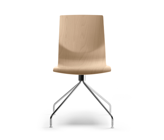 Curvae by Forma 5 | Waiting area chairs