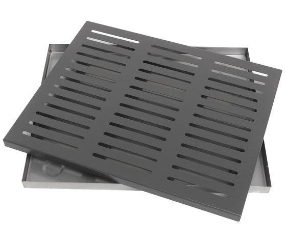 DRIP shoe rack by Schönbuch | Door mats