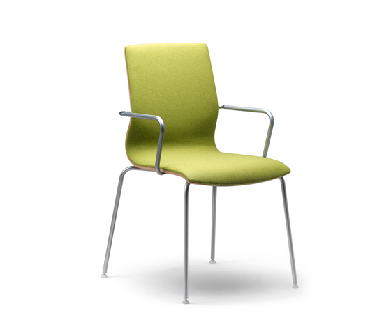 Curvae by Forma 5 | Visitors chairs / Side chairs