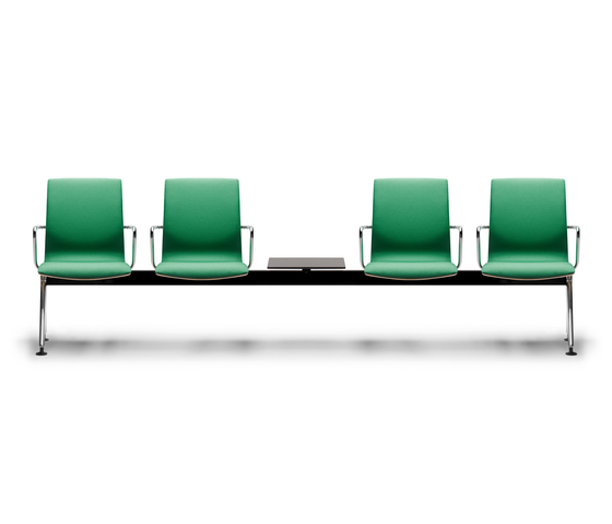 Curvae by Forma 5 | Waiting area benches