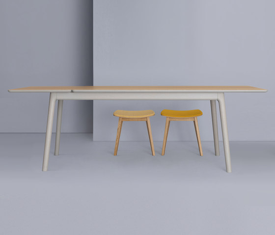 E8 Longue Table by Zeitraum | Dining tables