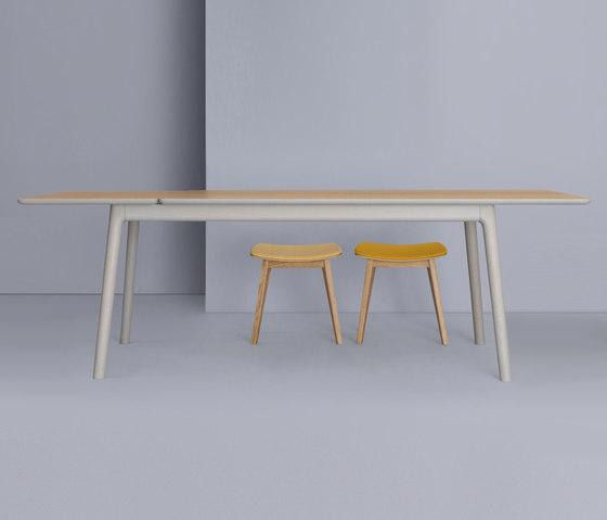 E8 Longue Tisch von Zeitraum | Esstische
